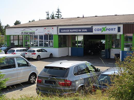 Garage nappez rk s rl garage toutes marques for Garage toute marque